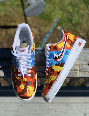 Custom Air Force Ones for Sale in Raleigh, NC
