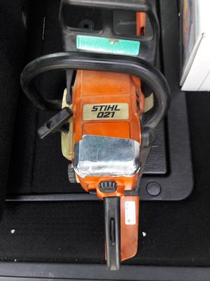 Stihl 021 chain saw for Sale in Plainville, MA