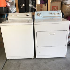 Electric Washer and Gas Dryer beautiful for Sale in Las Vegas, NV