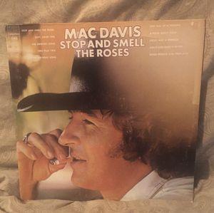 Mac Davis Vinyl LP Album for Sale in Barrington, IL