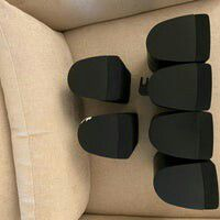 6 Bose Double cube speakers black for Sale in Little Rock, AR