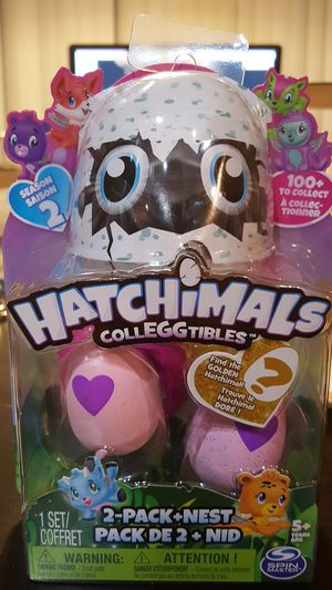 Hatchimas collecables I have 10 of these,brand new I will sell for $3 each. Im looking for a quick sale. for Sale in Celebration, FL
