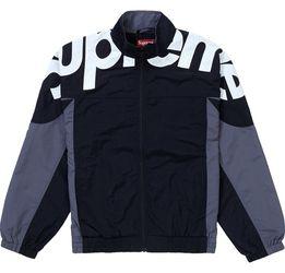 Supreme Shoulder Logo Track Jacket size Medium for Sale in Rockville,  MD