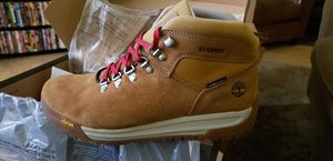 J. Crew Timberland GT Scramble Boots 8.5 M Tan for Sale in Culver City, CA