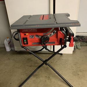 "Crafeman 10"" Table Saw for Sale in Fountain Valley, CA"