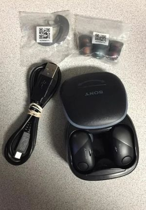 Sony Bluetooth Headphones Wireless Shipping Only for Sale in Woodbridge Township, NJ