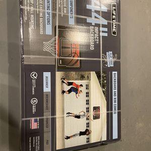 Lifetime Basketball Hoop for Sale in Phelan, CA