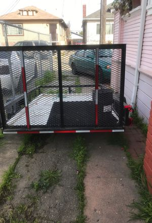 8/10 trailer for Sale in Oakland, CA