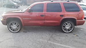 1998 DODGE DURANGO 4WD RUNS GOOD for Sale in District Heights, MD