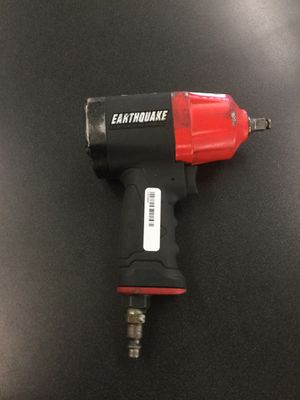 Earthquake air impact Wrench for Sale in Houston, TX