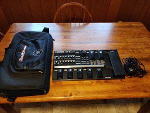 Boss GT - 8 Guitar Effects Processor w/case for Sale in Fort Wayne, IN
