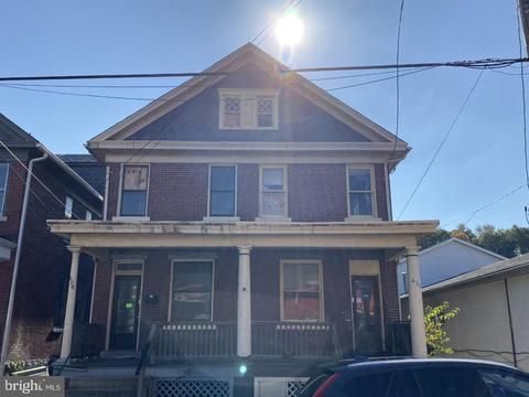 Multi family property for Sale in Cumberland Maryland