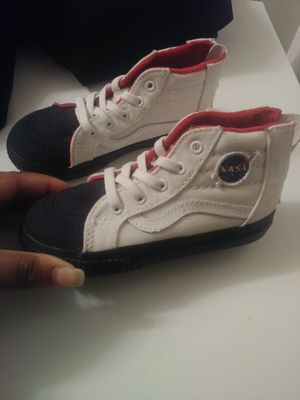 Vans size 9toddler for Sale in St. Louis, MO