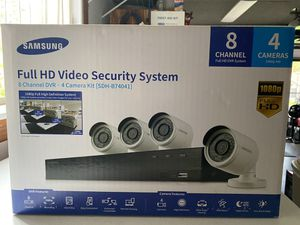 Samsung security camera (NEW) for Sale in High Point, FL