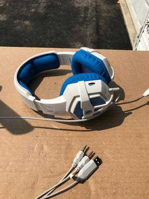 Sade's SA806 Gaming Headphones for Sale in Glenn Dale, MD