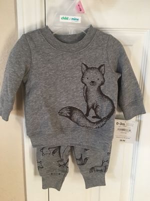 0-3 Month Outfit (New) for Sale in Arvada, CO