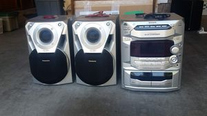 Panasonic Stereo System for Sale in San Diego, CA