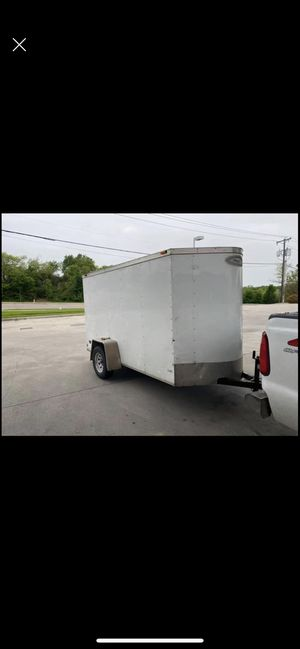 Enclosed trailer 6x10 for Sale in Fort Worth, TX