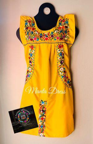 Yellow Tunic Dress Size Medium for Sale in Houston, TX