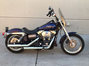 2006 Harley-Davidson Dyna Street bob for Sale in Baldwin Park, CA