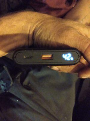 Onn 20,000 mAh portable for Sale in Kennewick, WA