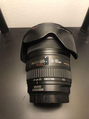 Canon 24-105mm F4 for Sale in Pompano Beach, FL