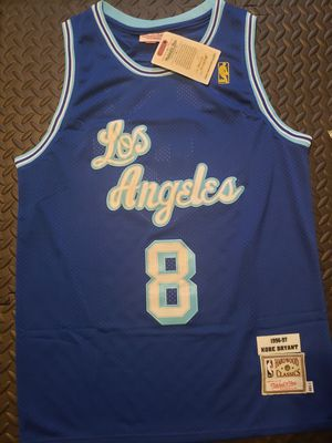 Kobe Bryant - 96/97 Lakers Jersey L and XL for Sale in Hoffman Estates, IL
