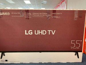 "Brand New 55"" UHDTV LG! Open box w/ warranty H9G for Sale in Los Angeles, CA"