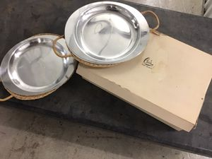 Patio Plates for Sale in Fort Worth, TX