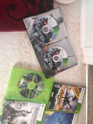 Xbox 360 games for Sale in Fuquay-Varina, NC
