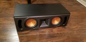 Klipsch RC 52 II Black for Sale in Glendale, AZ