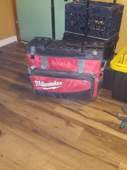 Milwaukee Soft Bag Stackable for Sale in Puyallup,  WA