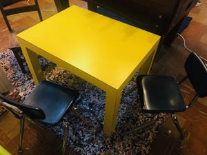 A table for kids for Sale in Oak Park, IL
