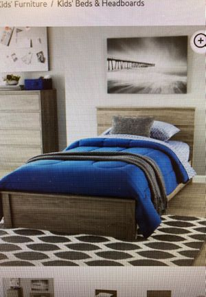 Twin bed with mattress for Sale in Phoenix, AZ