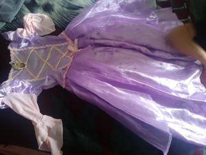 rapunzel dress for Sale in Beaverton, OR