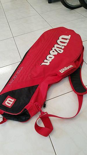 Wilson tennis racket bag for Sale in Portland, OR