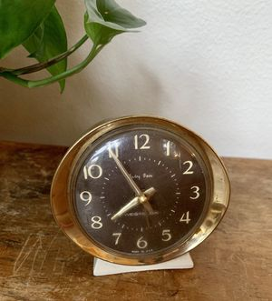 • vintage westclox baby ben clock • for Sale in Issaquah, WA