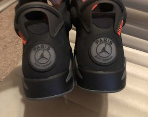 Size 14 psg Jordan 6s for Sale in Charlotte, NC