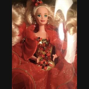 Holiday special edition Barbie!! Mattel Keepsake collectors doll. Doll stand included for Sale in San Diego, CA