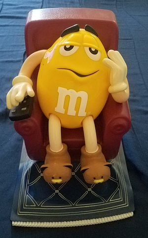 M&M Chocolate Candy Dispenser (new out of box) for Sale in San Francisco, CA