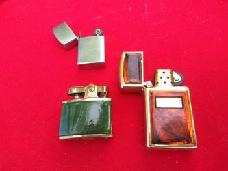 3 vintage Zippo lighters $30 for Sale in Rocklin,  CA