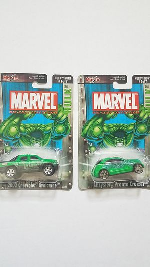 Master Marvel Incredible Hulk Hunt # 1 and # 2 for Sale in Kissimmee, FL