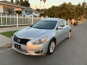 2015 Nissan Altima SV with Sunroof for Sale in Azusa, CA