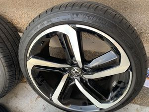 """Rims and tires 19"""" for Sale in South Gate, CA"""