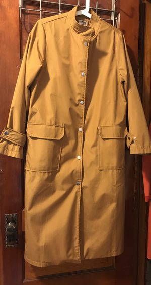 Long raincoat or Trenchcoat for Sale in Medford, MA