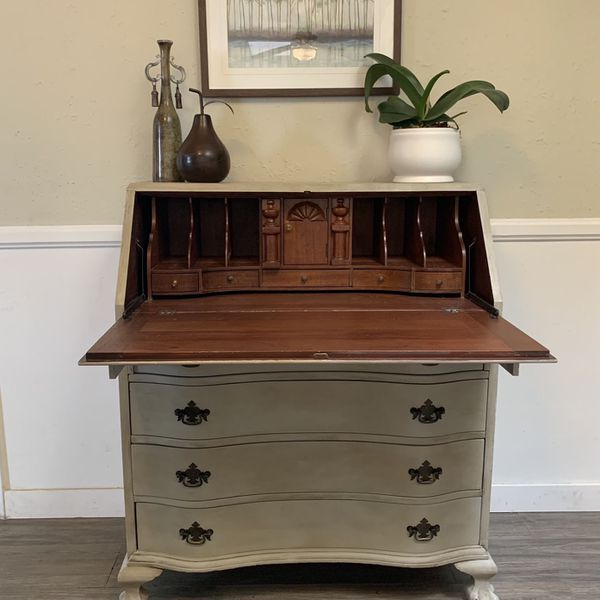 Refurbished Antique Secretary/desk