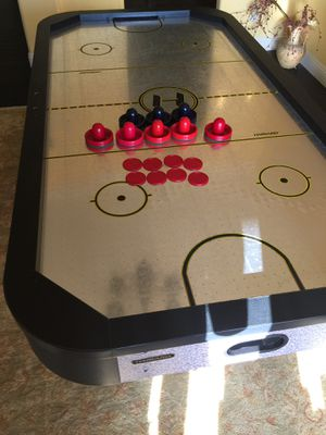 Hardvard air hockey table for Sale in Riverside, CA