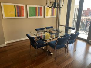 Vintage Pierre Cardin Dining Chairs and Table for Sale in Atlanta, GA