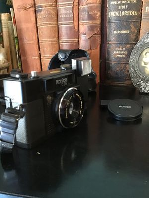 Vintage Konica camera for Sale in Las Vegas, NV