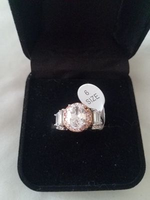 Beautiful CZ ring---Brand new for Sale in Leesburg, VA